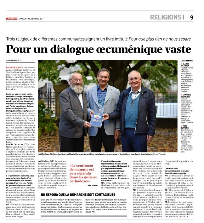La Liberté 04.11.2017